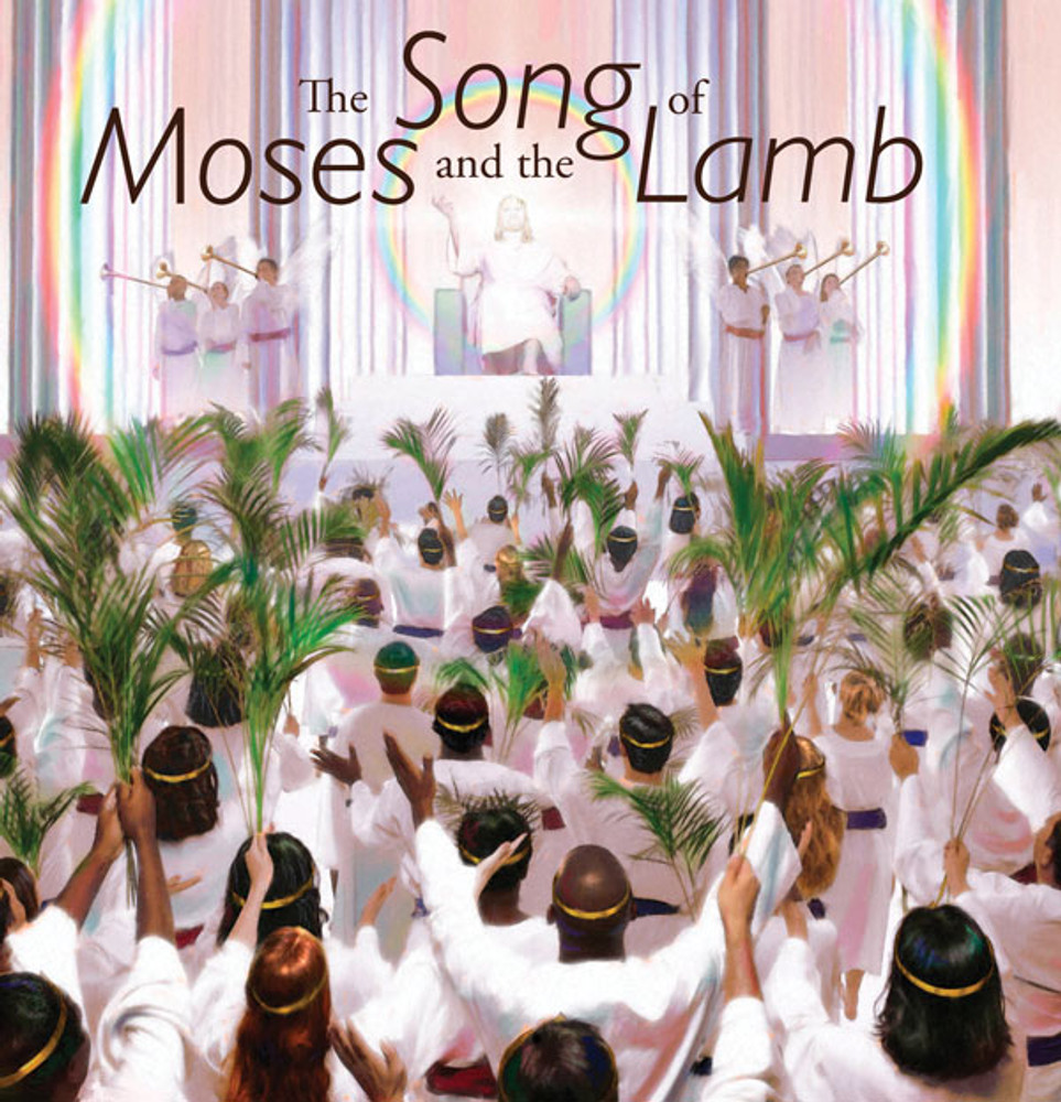 The Song of Moses and the Lamb - DVD Singles