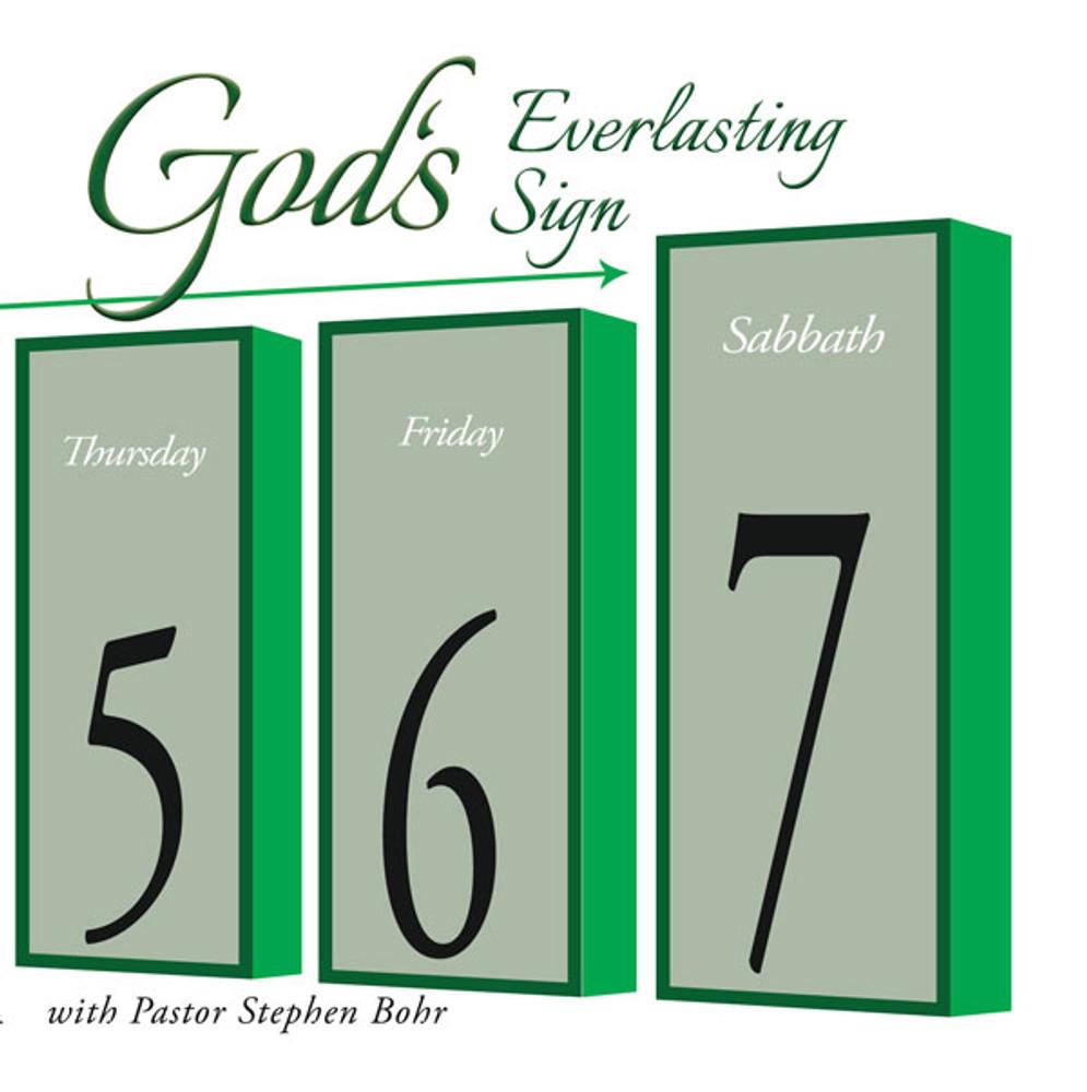 God's Everlasting Sign