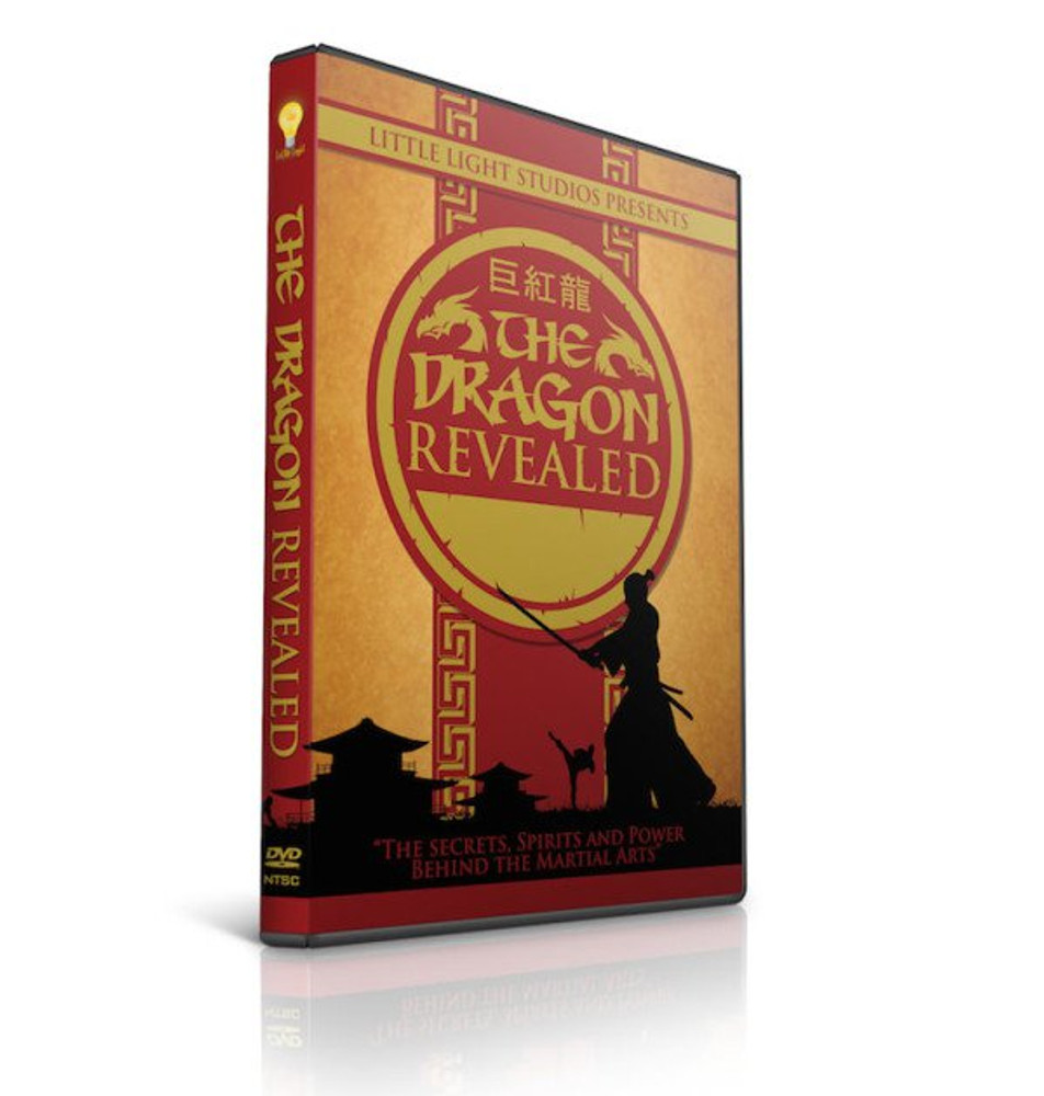 The Dragon Revealed - The Secrets, Spirits and Power Behind the Martial Arts - DVD Set