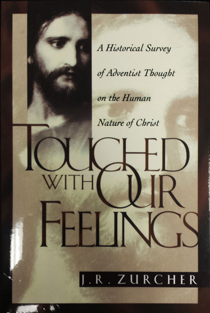 Touched With Our Feelings - Book