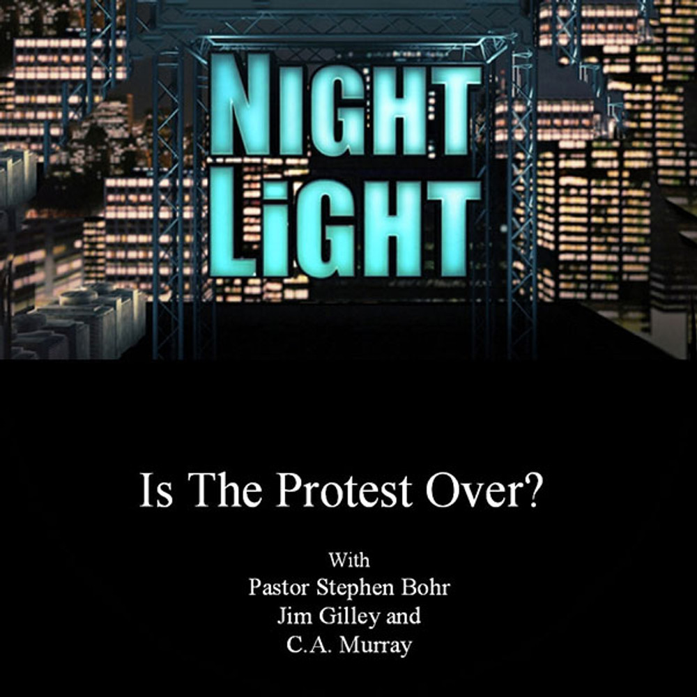 Is the Protest Over? - MP3 Set
