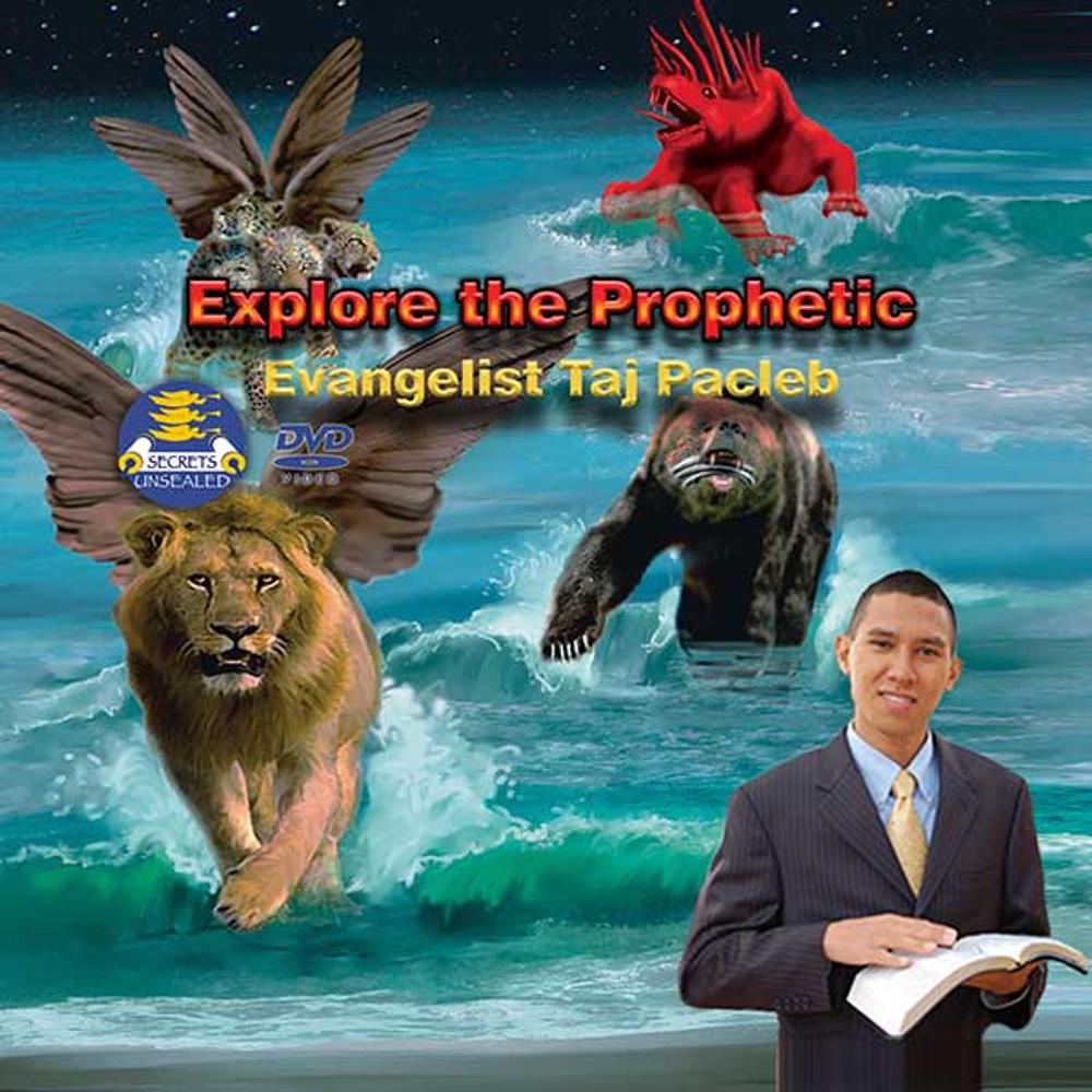 Explore the Prophetic Seminar - DVD Set