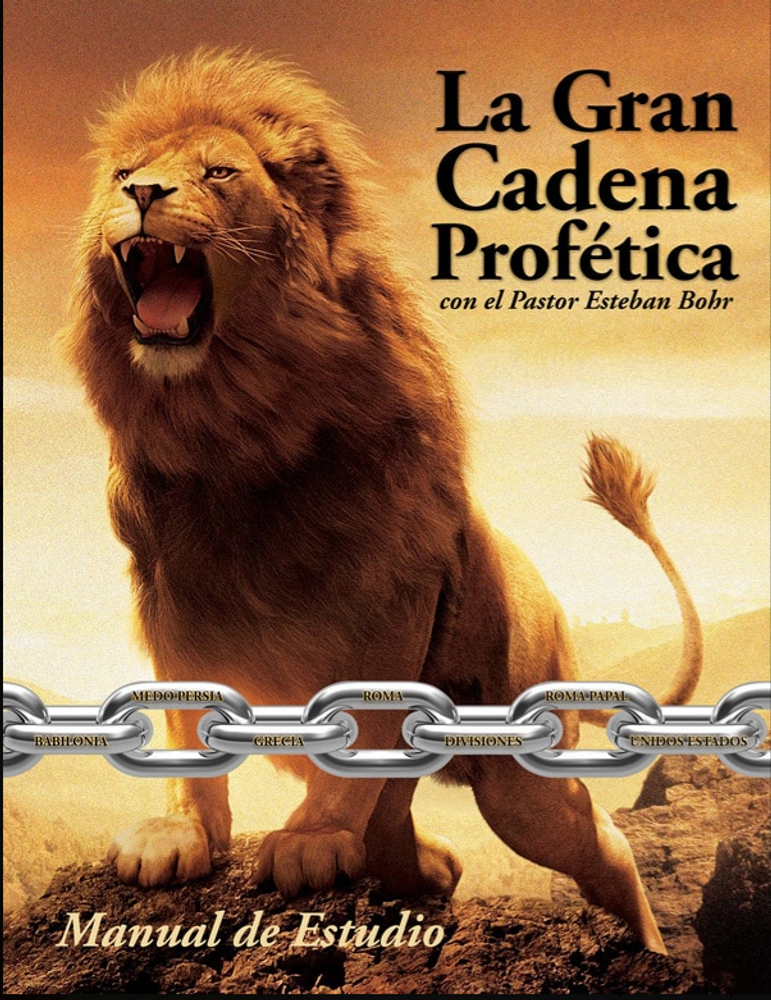 La Gran Cadena Profética - PDF Manual de Estudio Descarga Digital