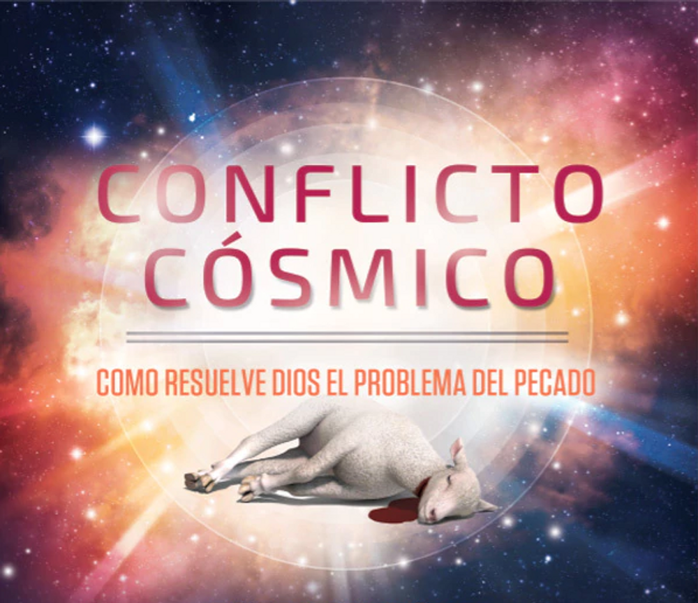 Conflicto Cosmico #01 - Descarga Digital