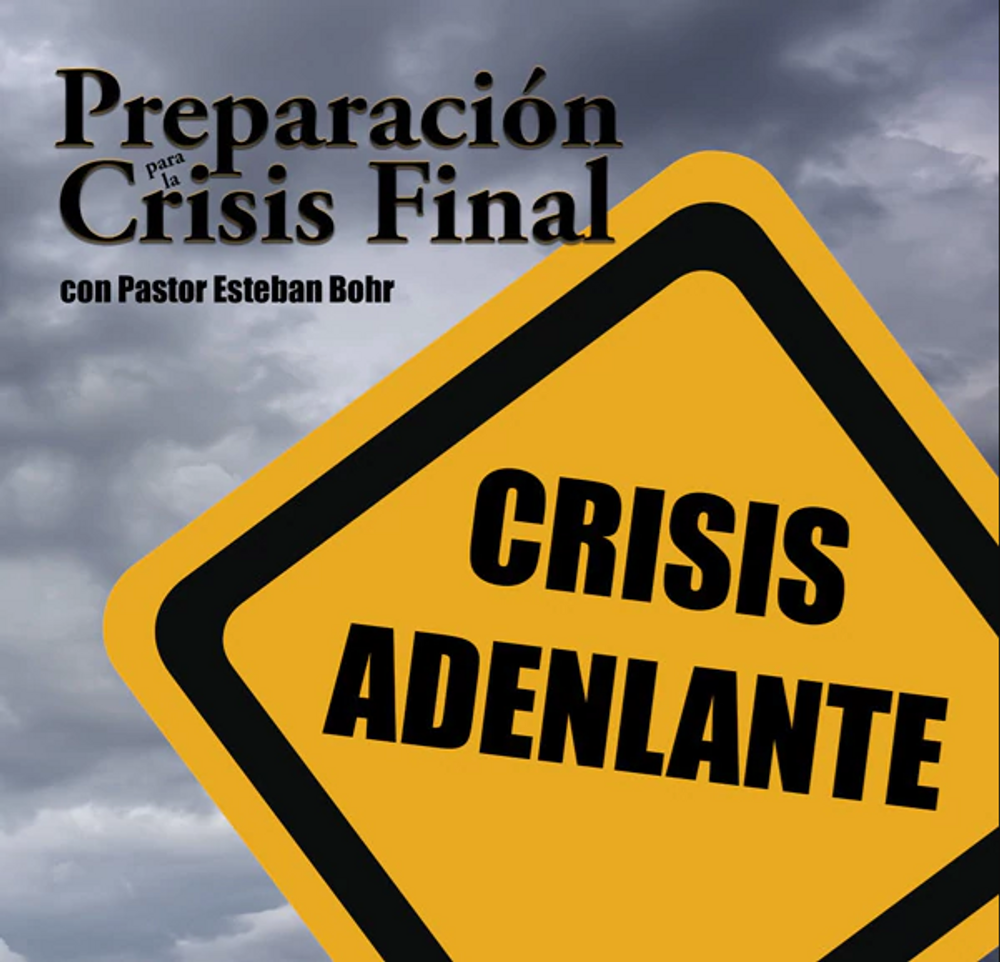 Preparación Para la Crisis Final #06 - MP3 Descarga Digital