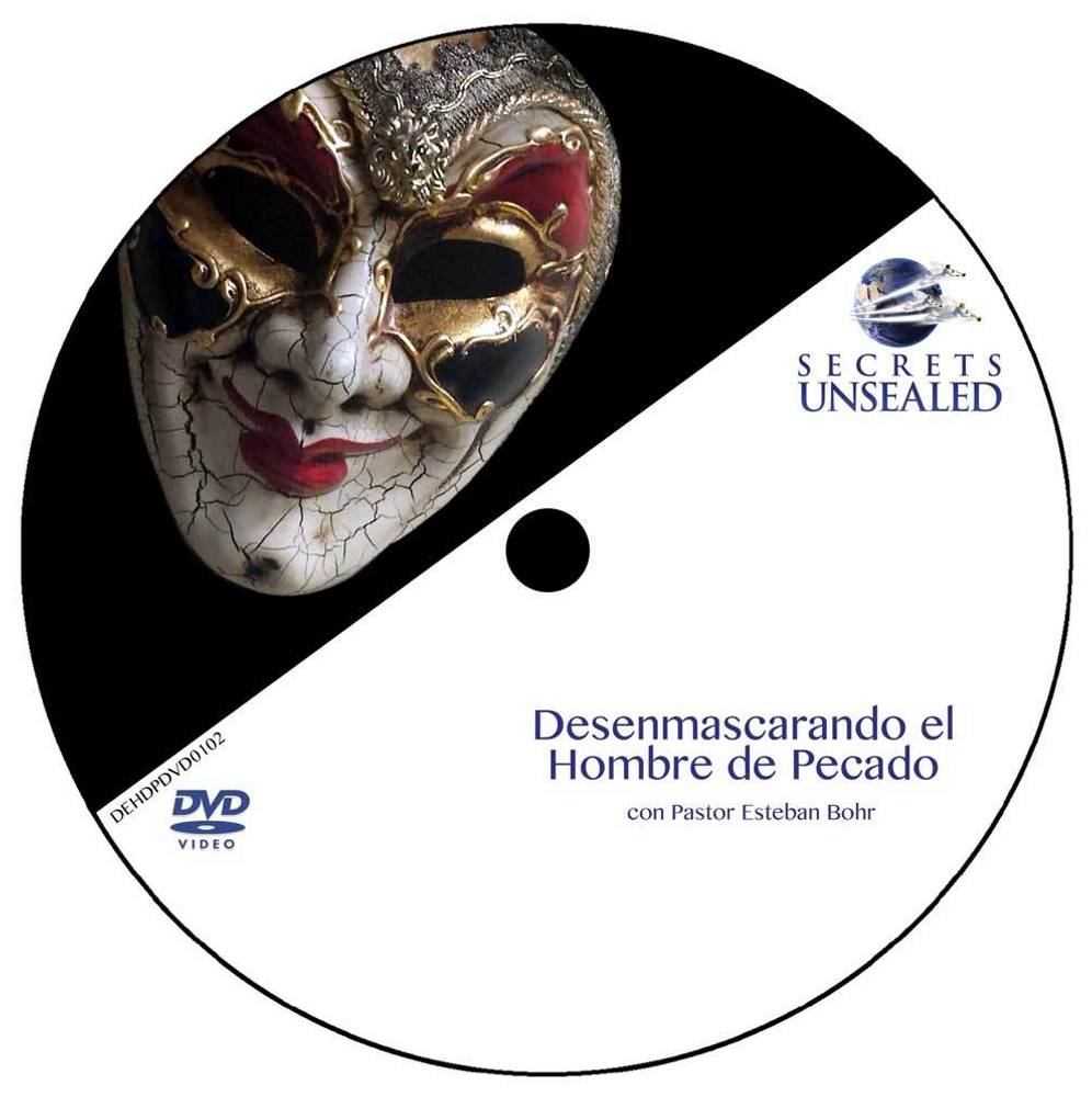 Desenmascarando el Hombre de Pecado #02 - MP3 Descarga Digital