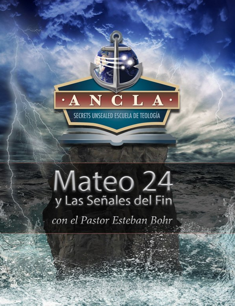 Mateo 24 y Las Señales del Fin -  PDF Manual de Estudio Descarga Digital