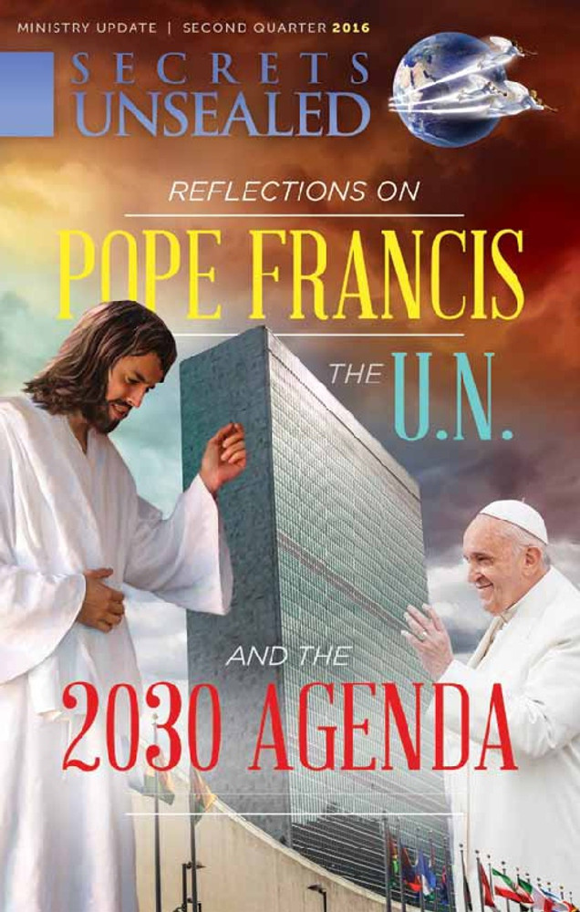 Reflections on Pope Francis The U.N. and the 2030 Agenda