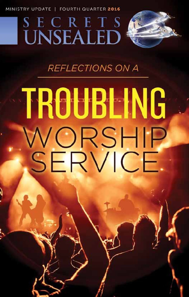 Reflections on a Troubling Worship Service