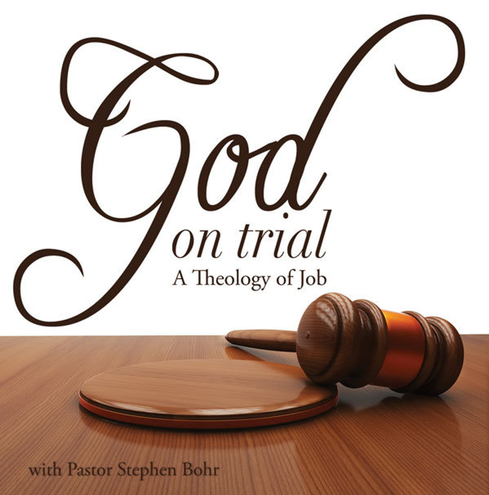 God On Trial: A Theology of Job MP3 Download