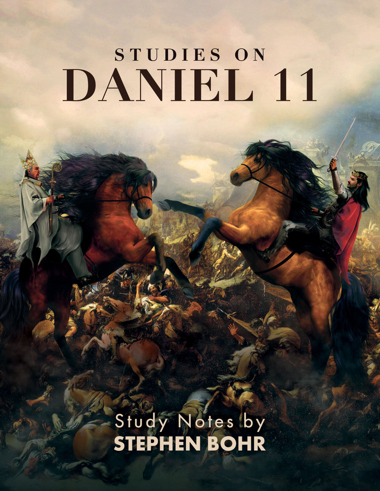 Studies on Daniel 11 - Digital Download
