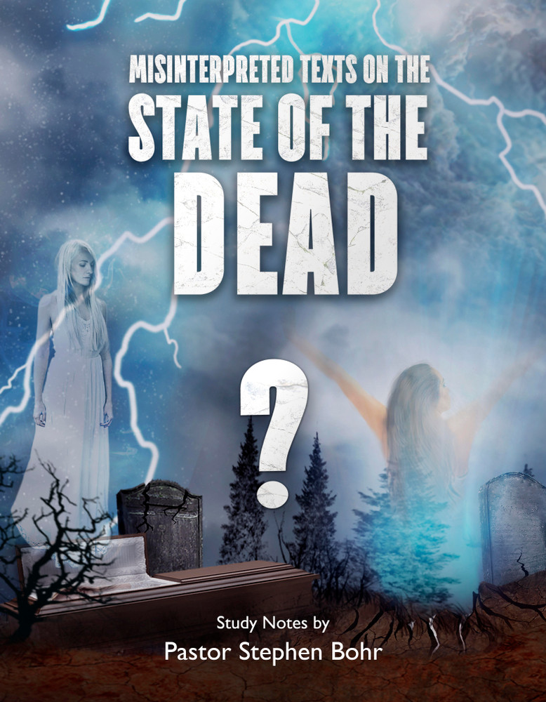 Misinterpreted Texts on the State of the Dead - PDF Digital Download