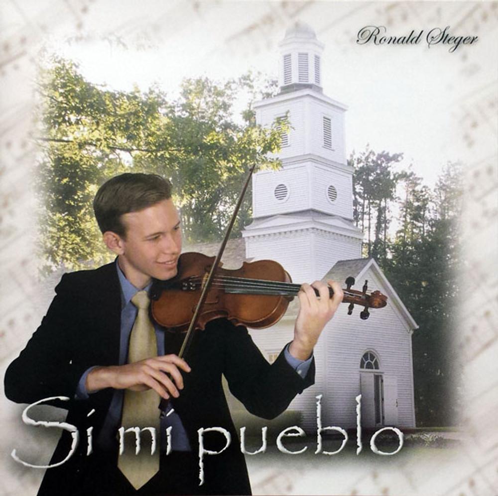 Violin Music by Ronald Steger - Si Mi Pueblo