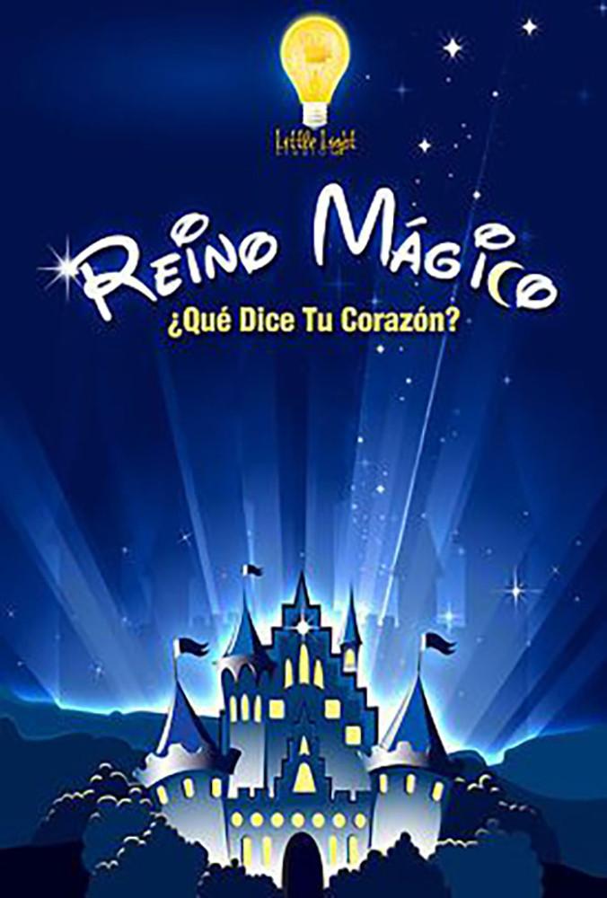 Reino Mágico ¿Que Dice Tu Corazón? - en DVD
