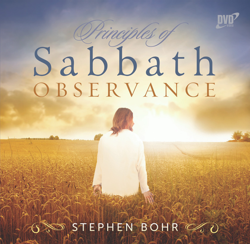 Principles of Sabbath Observance - DVD Set
