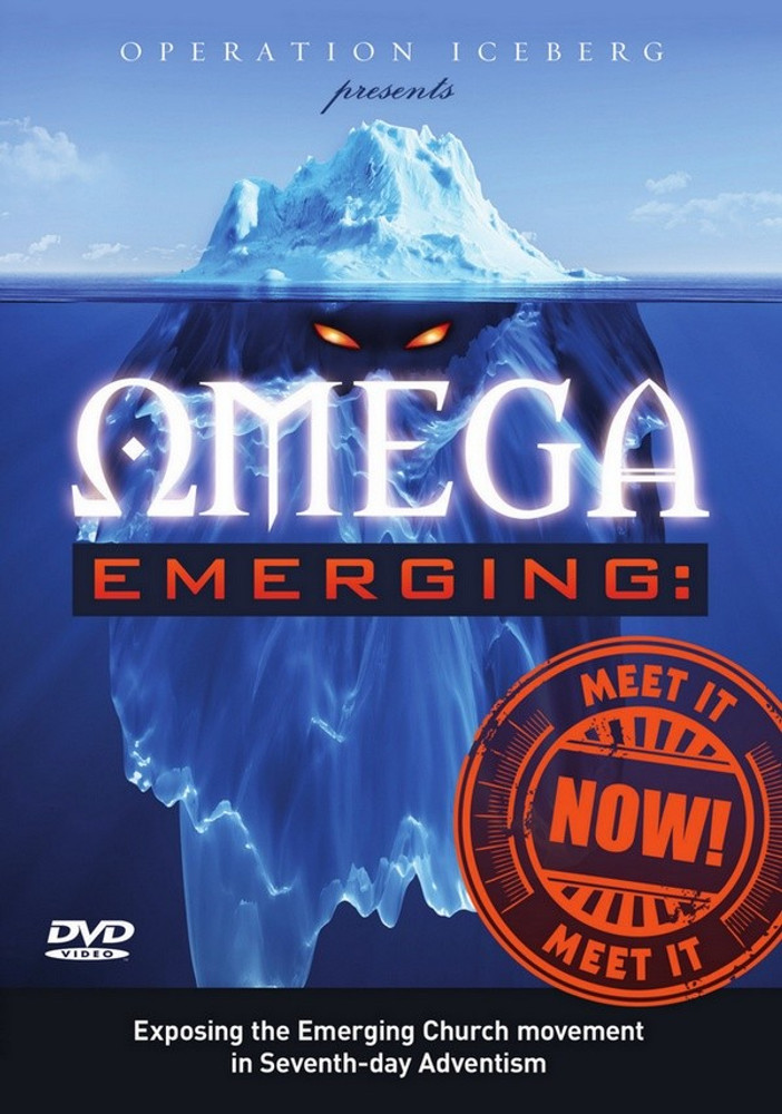 Omega Emerging: Meet It Now! - DVD Set