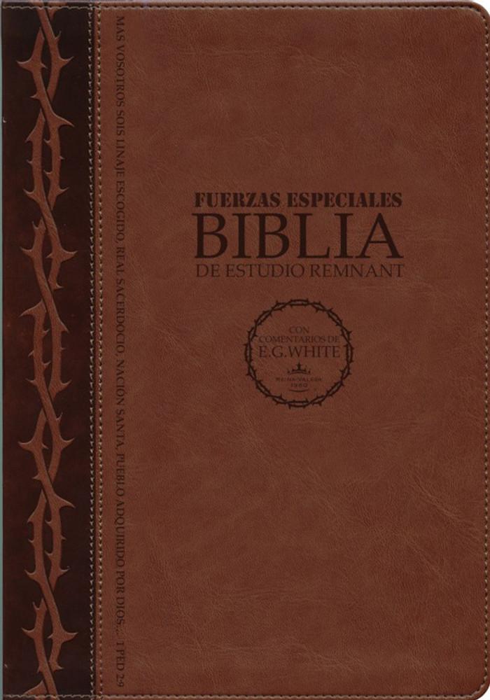 Fuerzas Especiales Biblia de Estudio Remnant