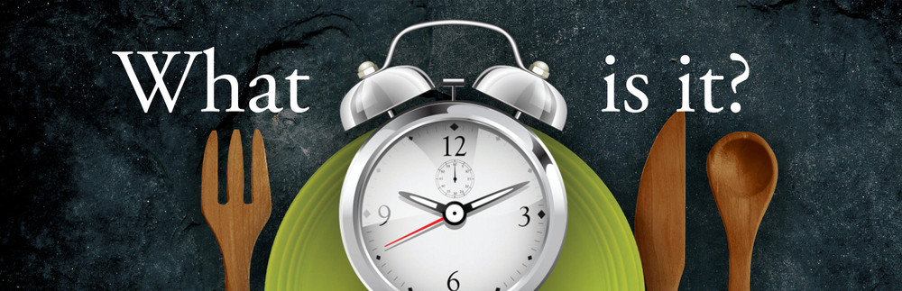 What Time Is It? - Click Here To Read Article