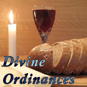 Divine Ordinances - DVD Single