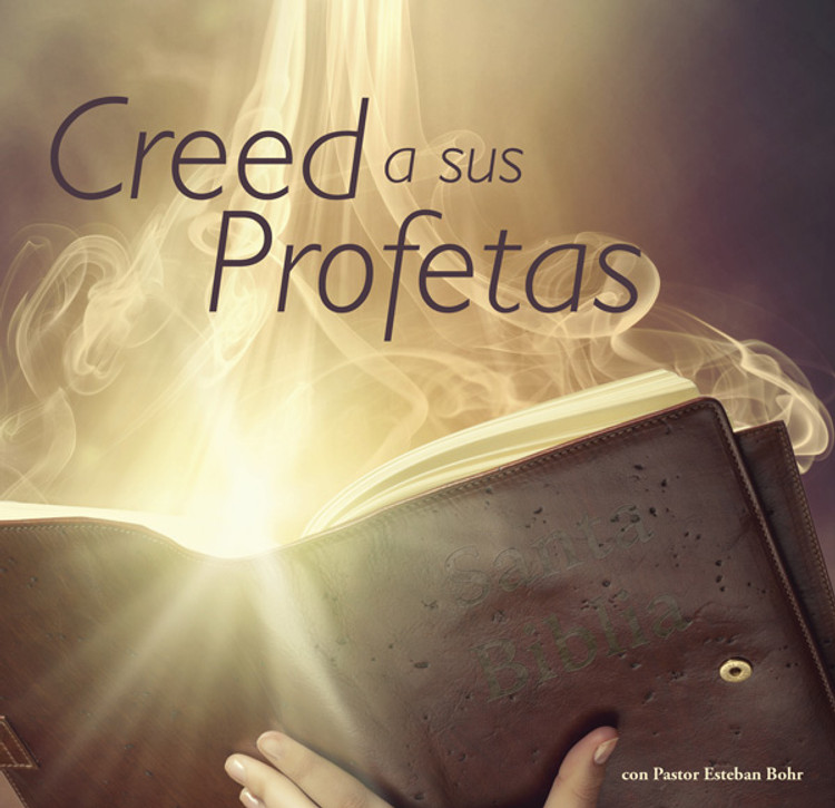 Creed A Sus Profetas - DVD CD y MP3