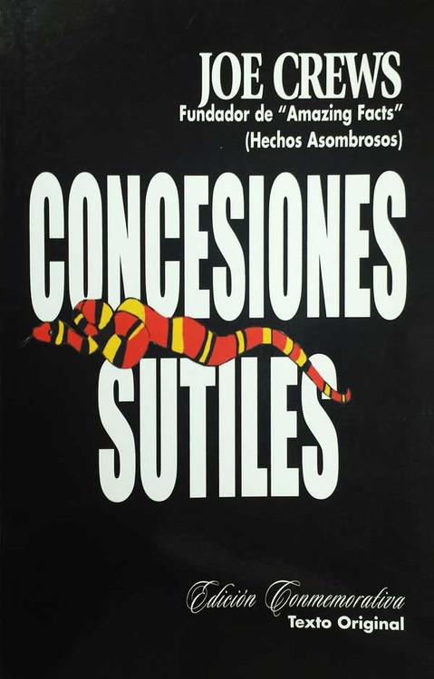 Concesiones Sutiles