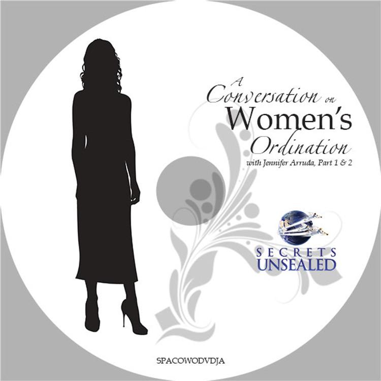 A Conversation on Women's Ordination Part 1 & 2 with Pastor Bohr & Jennifer Arruda - MP3 Set