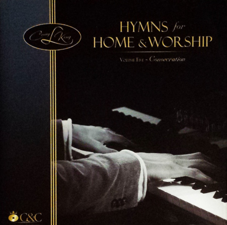 Hymns for Home and Worship Vol  5 - Piano Music by Craig