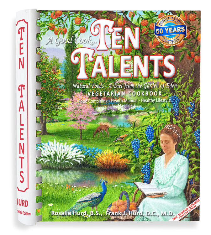 Ten Talents Vegetarian Cookbook