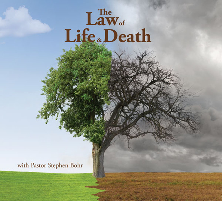 The Law of Life and Death - DVD Singles