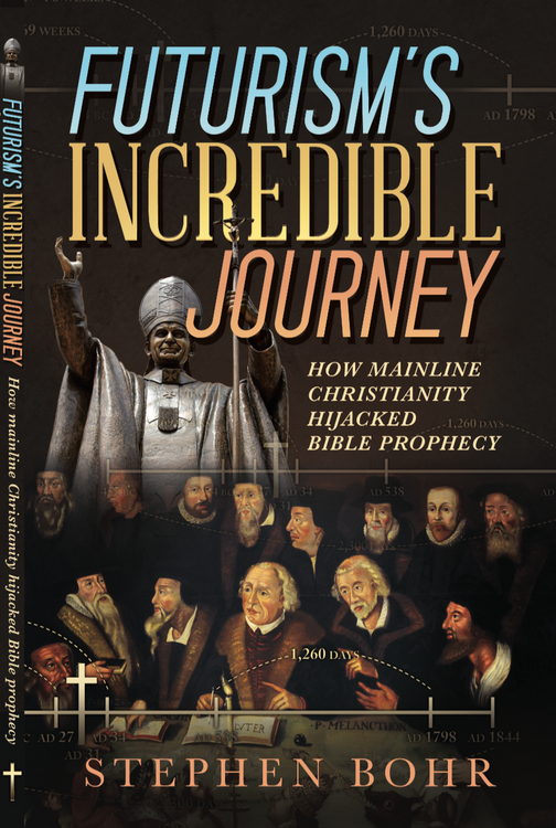 Futurism's Incredible Journey - Book