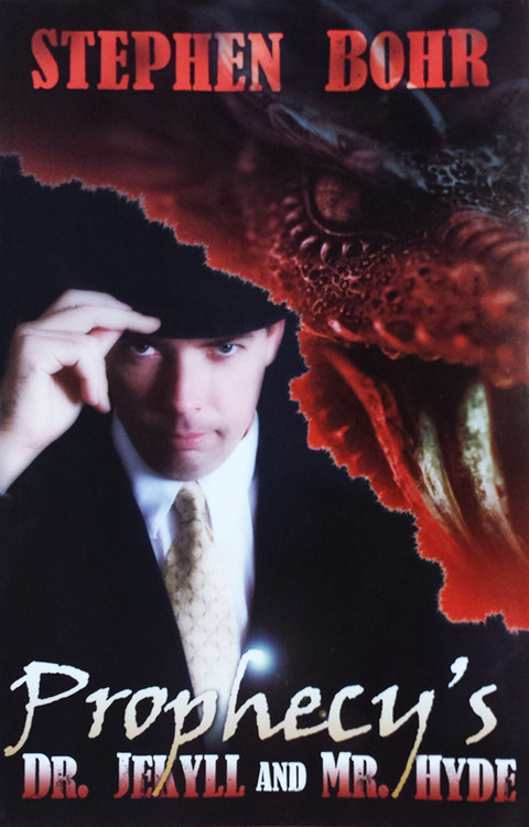 Prophecy's Dr. Jekyll and Mr. Hyde - Book