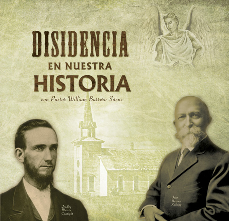 Disidencia en Nuestra Historia - DVD CD MP3