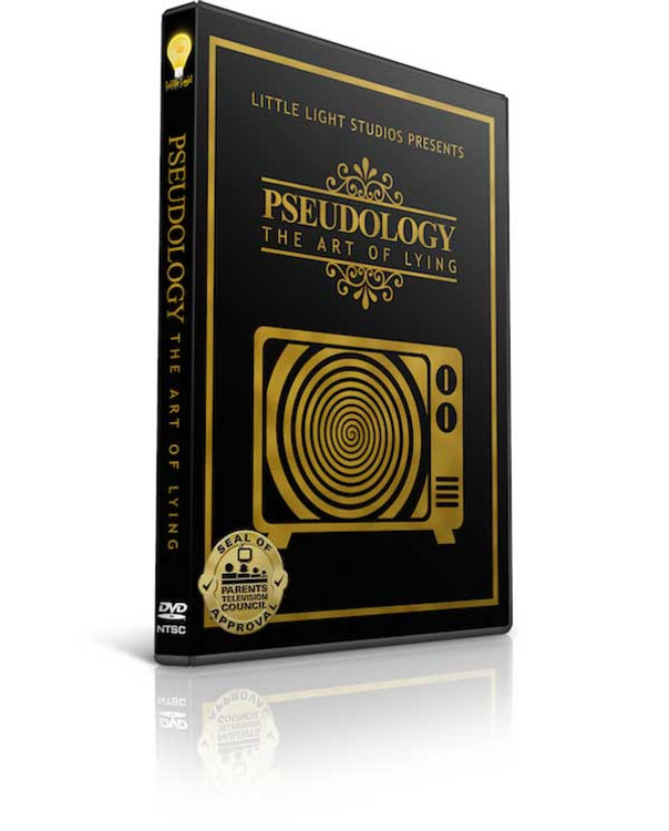 Pseudology: The Art of Lying - DVD Set