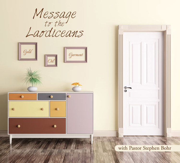 Message to the Laodiceans - DVD Set