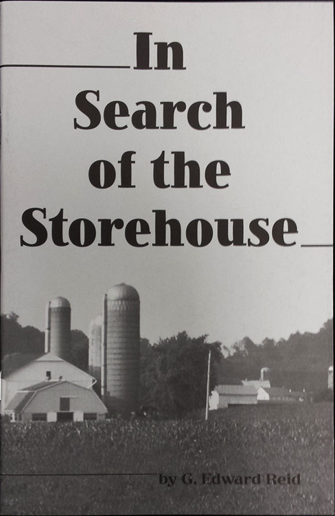 In Search of the Storehouse - Book