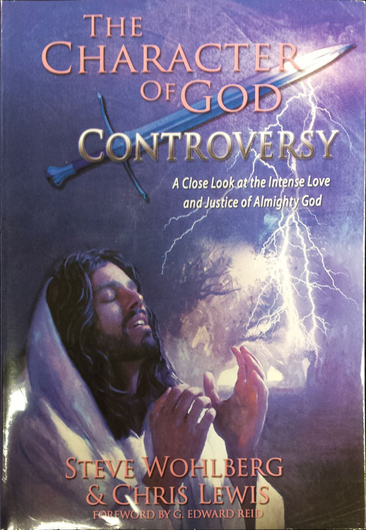 The Character of God Controversy - Book