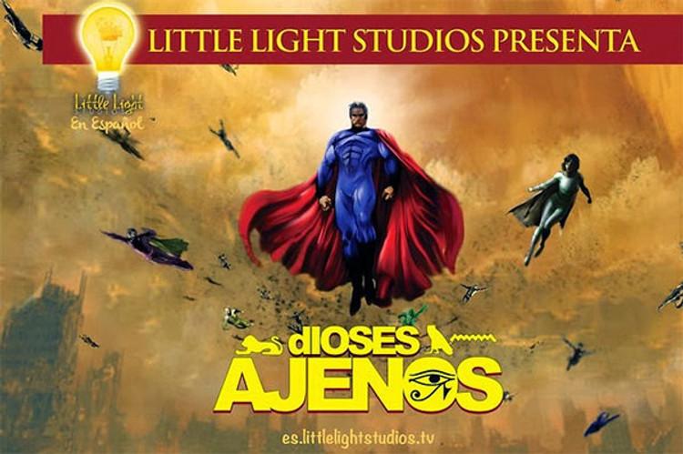dioses Ajenos - en DVD
