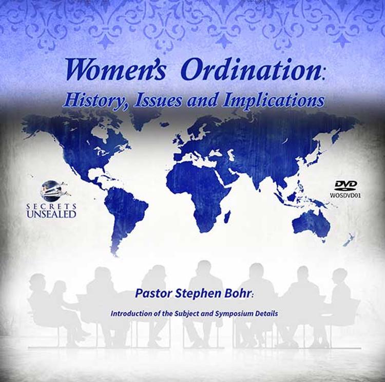Women's Ordination Symposium