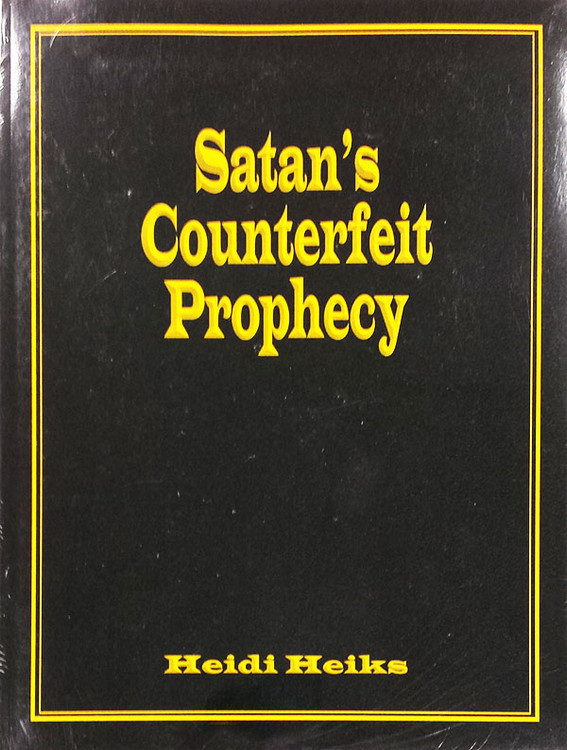 Satan's Counterfeit Prophecy - Book