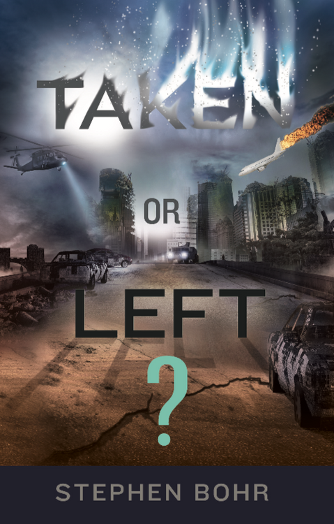 Taken or Left? - Book