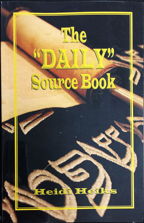 "The ""Daily"" Source Book"
