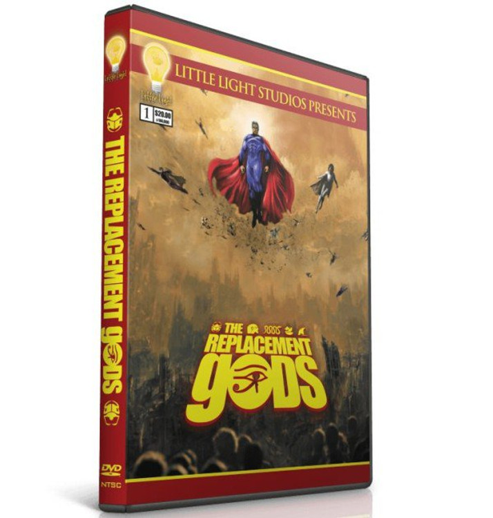 The Replacement gods - DVD