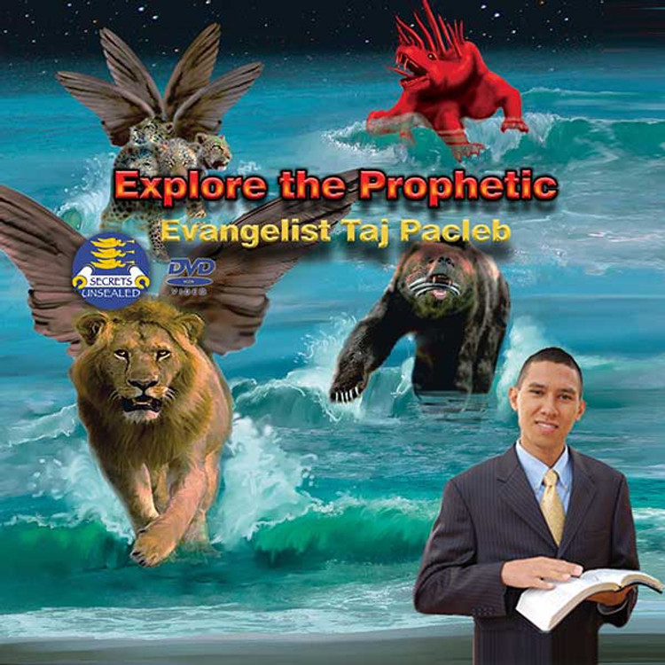 Explore the Prophetic Seminar - DVD Set