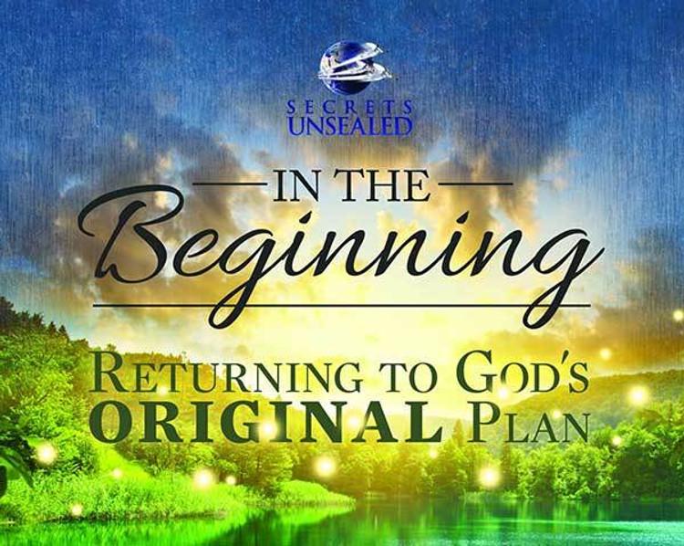 In the Beginning: Returning To God's Plan - PDF Download