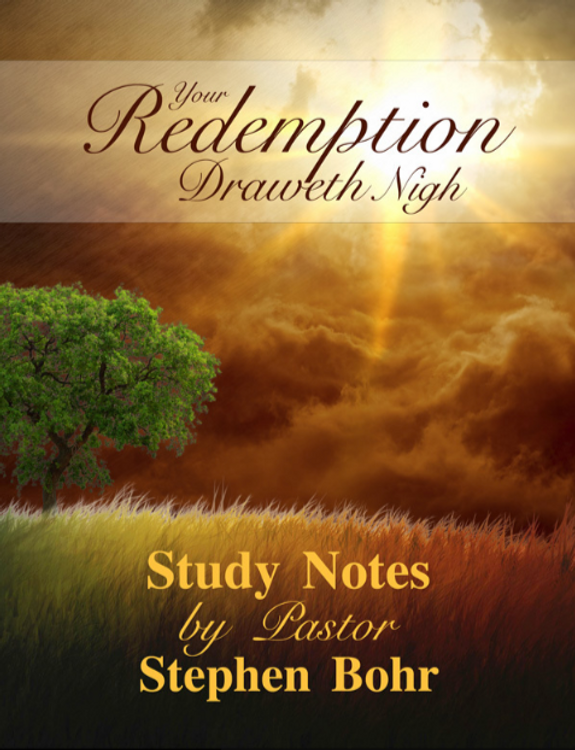 Your Redemption Draweth Nigh - PDF Download