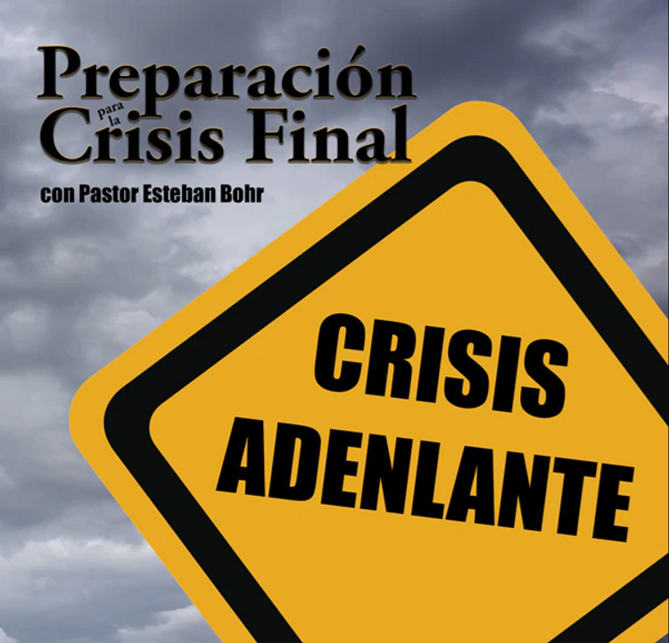Preparación Para la Crisis Final #03 - MP3 Descarga Digital