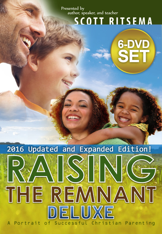 Raising The Remnant Deluxe