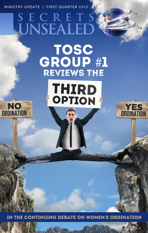 TOSC Group #1 Reviews the Third Option Newsletter