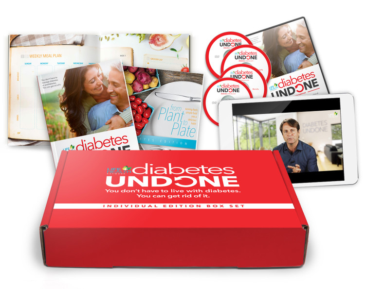 Diabetes Undone Individual Edition Box Set