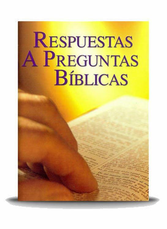 Respuestas a Preguntas Bíblicas